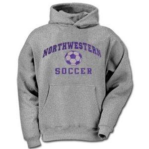Northwestern Soccer Hoodie